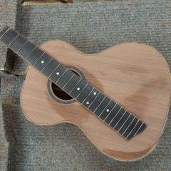 U120 Custom Ukulele Construction