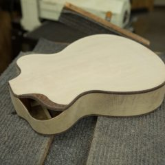 U124 Custom Ukulele Construction cont…