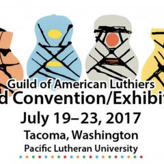 Guild of American Luthiers 2017 Convention – Lichty Guitars Presenting