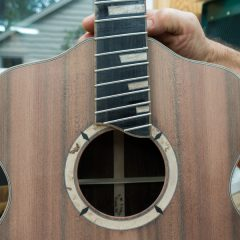 Brazilian Rosewood Guitar Construction G108 – page 2