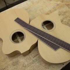 Ancient Kauri Custom Ukuleles – Construction