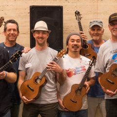 Luthiers for a Cause Raises $100,000 for Ukulele Kids Club!