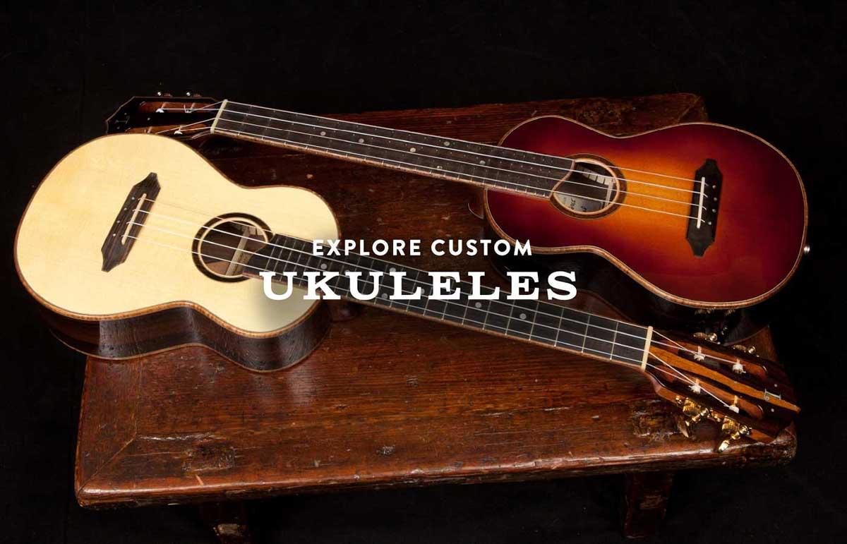 Custom Ukuleles