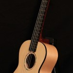 Handmade Tenor Ukulele, European Beech by Lichty Guitars