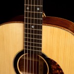 Handmade Cocobolo Dreadnought Guitar