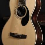 Handmade Lichty Brazilian Rosewood Parlor Guitar