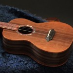 Sinker Redwood Tenor Ukulele, Lichty Guitars
