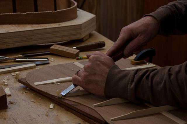 Guitar Building Workshops, Lichty Guitars