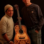 Lichty Hipolito | Hand Painted Guitars and Ukuleles