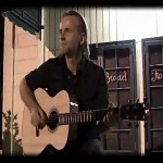 YouTube: Geoff Achison Unplugged on a beautiful Asheville Evening