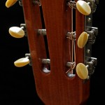 Koa Parlor Guitar