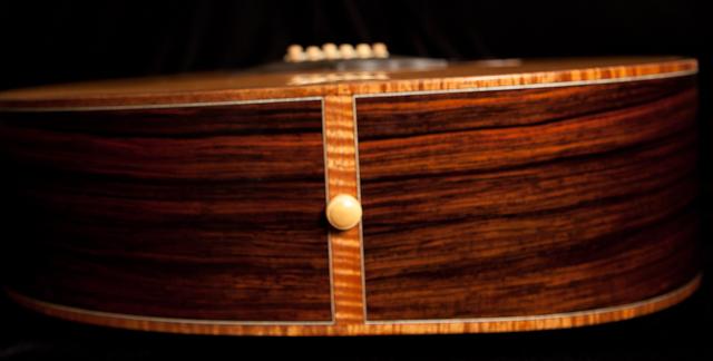 Cocobolo Guitar, Alchemist G45
