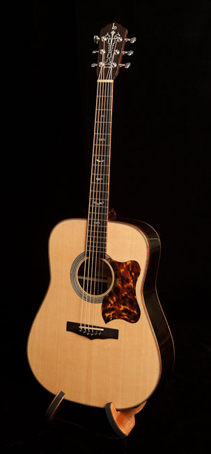 Custom Brazilian Rosewood Dreadnought Guitar - G40