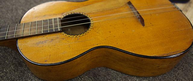 Denise Ostler's instrument