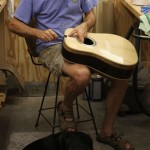 Custom Acoustic Guitar Maker Jay Lichty