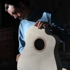 Luthier Shop Lichty Guitars