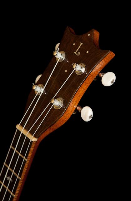 Custom Brazilian Rosewood Ukulele t16