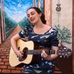 Haley Dreis and lichty guitar