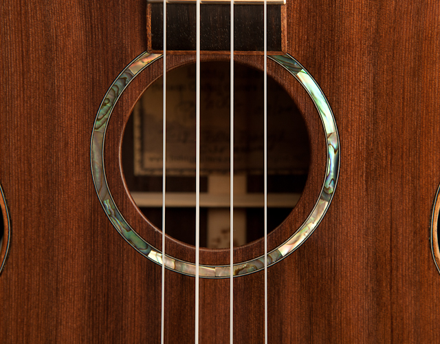 Indian Rosewood Tenor Ukulele, T18