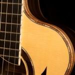Ziricote Bard Guitar, G41