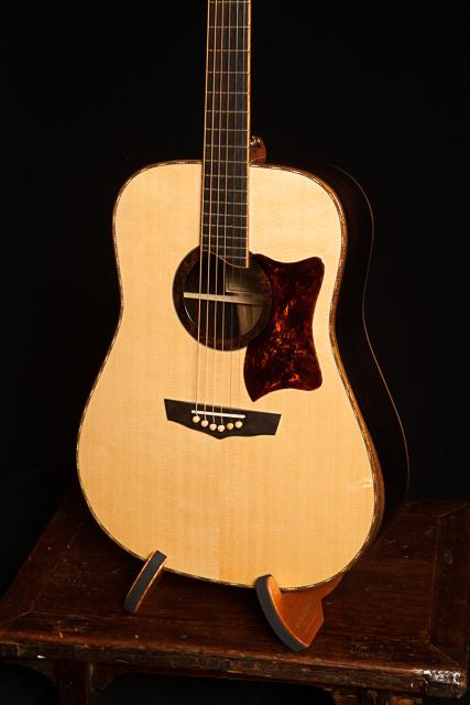 Handmade Brazilian Rosewood Guitar G48 Lichty Guitars