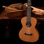 Granadillo handmade tenor ukulele