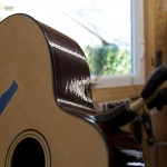 Acoustic Guitar Building Workshop Day Ten