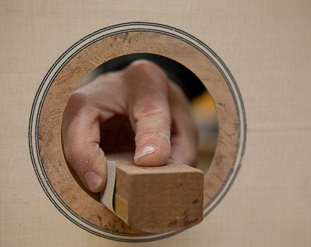 Acoustic Guitar Construction