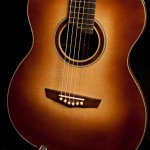 Brazilian Rosewood Guitar, sunburst finish