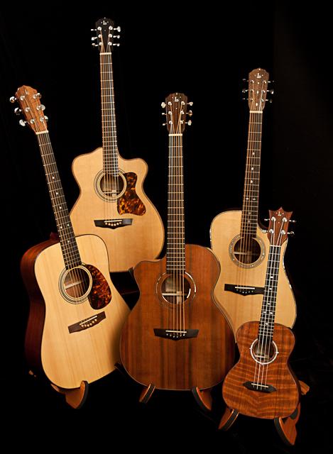 Lichty Custom Handmade Acoustic Guitars & Ukuleles