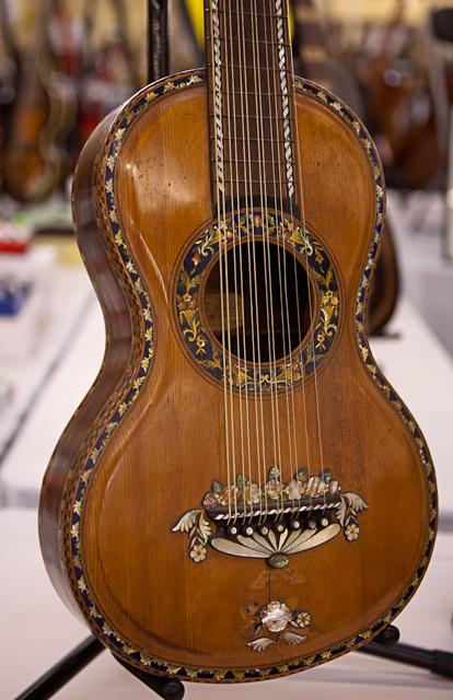 Spartanburg Guitar Show