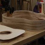 Ambrosia Maple Lichty Guitar construction