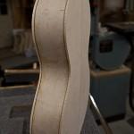Lichty Dream Guitar construction