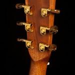 Acoustic Guitar Building Workshop student guitar