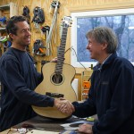 Acoustic Guitar Building Workshop - Jay Lichty and David Lanik