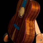 Handmade Koa Ukulele, tenor