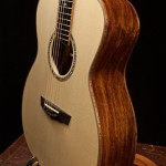 Handmade Chechen Guitar