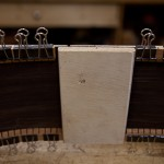 Lichty Custom Brazilian Rosewood Guitar Construction