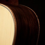 Custom Brazilian Rosewood Guitar