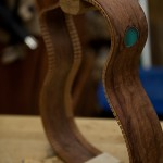 Custom Granadillo Baritone Ukulele