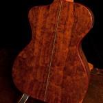 Custom Ukulele, Granadillo Baritone