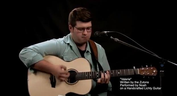 Noah Video - Cover Valerie