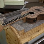 Kimo Hussey Custom Ukulele wraps up