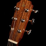 Chechen Guitar, small jumb cutaway