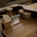 Custom Acoustic Guitar Construction