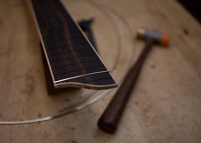 Custom Guitar Construction