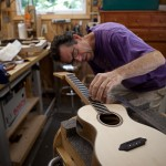 Ukulele building workshop