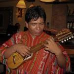 Charango musicians