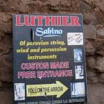 Shop of Cuerda de Sabino Huaman