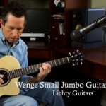 Wenge Small Jumbo Guitar Demo
